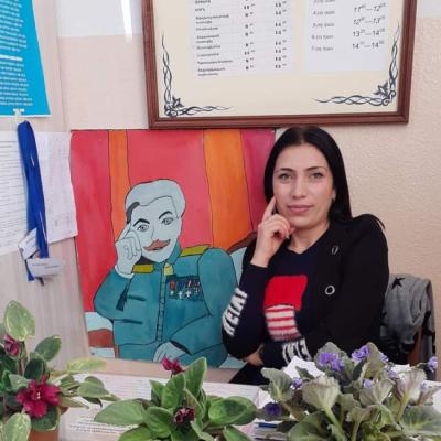 Սեդա Շահնազարյան
