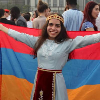 Milena Baghdasaryan
